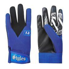 AJ Styles gloves - Blue