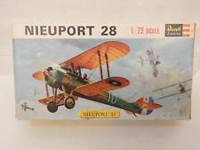 MES-60608Revell H-653 1:72 Nieuport 28 Bausatz,geöffnet,