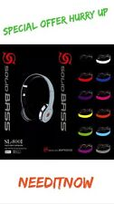 Hd Solid Bass  DJ STYLE FOLDABLE HEADSET EARPHONE OVER EAR MP3/4 3.5MM