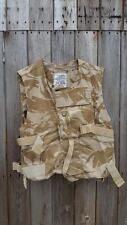 BRITISH DESERT DPM BODY ARMOUR COVER / FLAK JACKET / VEST 190/120 -  XL