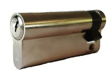 Yale 70mm Euro Profile Single / Half Cylinder Door Lock Cylinder