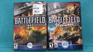 Battlefield 1942 & Vietnam PC