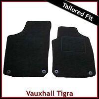Vauxhall Tigra TwinTop Mk2 2004-2009 Tailored Fitted Carpet Car Floor Mats BLACK