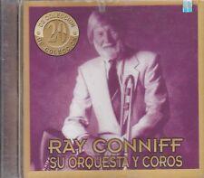 Ray Conniff  y  Su Orquesta Y Coros 20 De Coleccion CD New Sealed