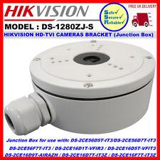 Hikvision DS-1280ZJ-S Scatola di derivazione per IP DS-2CExx/2CDxx/HD-TVI Telecamere Bullet