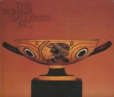THE SUMMA GALLERIES INC. AUCTION I 1981 ANCIENT GREEK ROMAN AND BYZANTINE ART