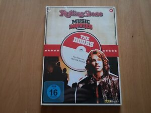 The Doors - Rolling Stone Music Movies Collection 05  (NEU/OVP) --DVD-- FSK:16