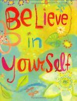 Believe in Yourself (Mini Books) (Petites) by Peter Pauper Press Hardback Book