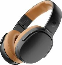 Skullcandy Crusher 360 Bluetooth Wireless Headphones Limited edition - Black/Tan