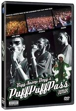 Snoop Dogg - Puff Puff Pass Tour (DVD, 2004) BRAND NEW! FACTORY SEALED!
