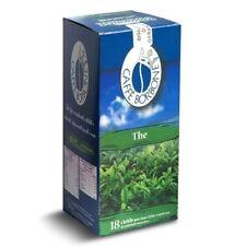 18 Cialde Miscela The Nero Naturale - Filtro in Carta da 44mm - Caffè Borbone
