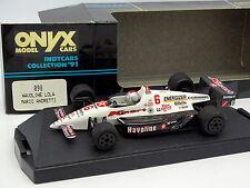 Onyx 1/43 - Indy Coche Indianápolis 1991 Havoline Lola Andretti