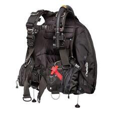 Zeagle Ranger Durable LTD Scuba Diving BC BCD w/ Rip Cord System LARGE All Black