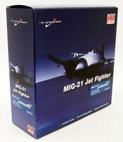 Hobby Master 1/72 Scale Model Aeroplane HA0193 - MIG-21 BIS Jet Fighter