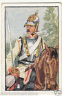 Pickelhaube Cavalry Prussia 1866 Deutsches Heer Germany Uniform IMAGE CARD 30s