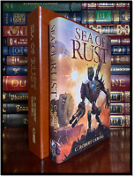 Sea Of Rust ✎SIGNED✎ by C. ROBERT CARGILL New Subterranean Press Lettered 1/52