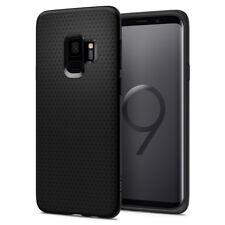 For Galaxy S9 / S9 Plus | Spigen® [Liquid Air] Slim Protective Case Cover