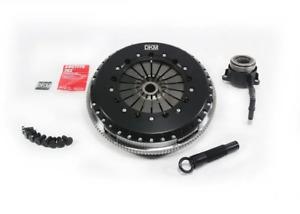 DKM Stage 3 Performance Twin Disc Clutch Kit w/ Flywheel For VW/Audi 2.0T FSI