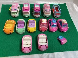 shopkins cutie cars lot