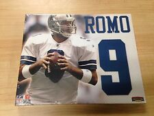 "Tony Romo Jersey Number Collectible Canvas Picture 11"" x 9"" (BuyMVP)"
