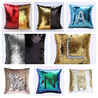 "Magic Mermaid sequin Sparkly cushion covers SIZE-40X40CMS/16""X16"""