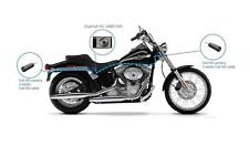 """Sykik X1F Motorcycle Bike Action Set 2 x HD 1080p Video Cameras & DVR 3"""" LCD NEW"""