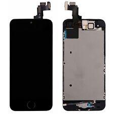 Tout en un Écran LCD Complet Échange Touch Compatible Apple Iphone 5S Noir