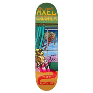 """Toy Machine Skateboard Deck Axel Window 8.38"""" x 32"""""""