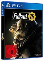 PS4 Spiel Fallout 76 deutsche Version NEUWARE