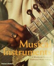BOOK/LIVRE : MUSICAL INSTRUMENTS from AROUND THE WORLD