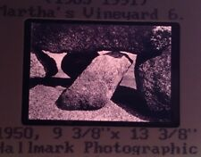 """Aaron Siskind """"Martha's Vinyard"""" 35mm Slide. Abstract Expressionism Photography"""