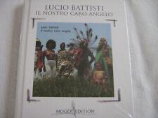 lucio battisti il nostro caro angelo mogol edition cd libro book musica italiana