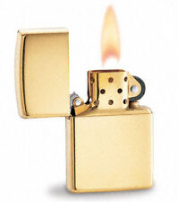 ZIPPO SOLID GOLD  18K LIGHTER IN CHERRYWOOD BOX NEW IN BOX LIMITED EDITION