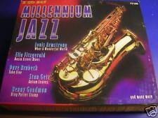 Millennium Jazz MUGGSY SPANIER BOB CROSBY KID ORY 3CD