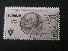 *ITALIAN SOMALILAND, SCOTT # CB4, AIR POST SEMI-POSTAL 1936 ISSUE USED
