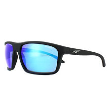 Arnette Sunglasses Sandbank 4229 01/25 Matt Black Blue Mirror