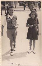 PESCARA: fotocartolina privata  1943