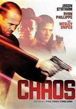 Chaos 0031398224594 With Jason Statham DVD Region 1