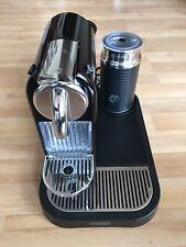 De Longhi Citiz&Milk Nespresso Kapselautomat mit Milchaufschäumer guter Zustand