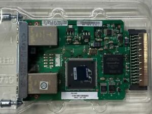 Cisco HWIC-2FE 2 Port Fast Ethernet High-Speed WAN interface card