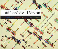 Miloslav Istvan - Complete Works For String Quartet, 2010, Album, Classical