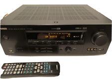 Yamaha Natural Sound AV Receiver HTR-5940 With Remote
