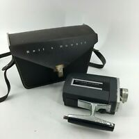 Vintage 1965 Bell & Howell Model 430 Autoload Super 8 Camera Optronic Eye Photo