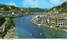 postcard Cornwall Looe posted Harvey Barton