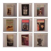9 Libros Novelas Zweig Krishnamurti Rousseau Lautreamont Dostoievski N3502
