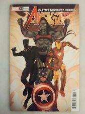 Avengers #40 Joshua Swaby Enter the Phoenix 2018 CGC Candidate 9.8 Never Read!