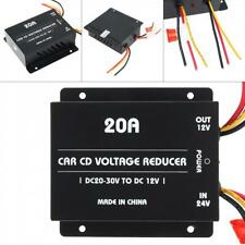 DC 24V To DC 12V 20A 360W Step Down Power Supply Converter Regulator Module