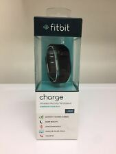 Brand New Fitbit Charge Wireless Activity Wristband - Large - Black FB404BKL