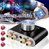 Mini Bluetooth 5.0 HiFi Digital Amplifier USB Stereo Audio Channel Sound Amp