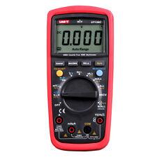 UNI-T UT139C True RMS Digital Multimeter Ammeter Auto/Manual Range Data Hold
